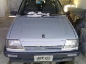 Suzuki Cultus for sale located in Quetta