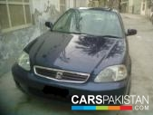 Honda Civic for sale located in Rahim Yar Khan
