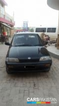 1995, Black Suzuki Margalla (Petrol / CNG ) For Sale, Rawalpindi, By: Mughal  (Private Seller)