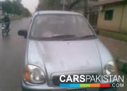 2004 Hyundai Santro For Sale in Rawalpindi
