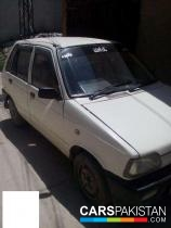 1992, White Suzuki Mehran (Petrol ) For Sale, Rawalpindi, By: razaq  (Private Seller)