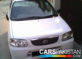 2010, White Suzuki Alto (Petrol / CNG ) For Sale, Naushahro Feroze, By: Shahid Ghanghro  (Private Seller)