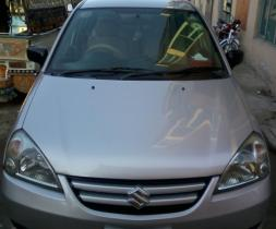 2006, Silky Silver Suzuki Liana (Petrol / CNG ) For Sale, Taxila, By: S Khan  (Private Seller)