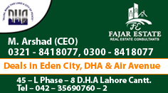Fajar Estate banner