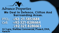 Advance Properties Left Side Banner