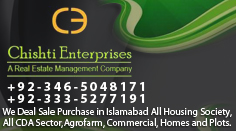 Chishti Enterprises Left Side Banner
