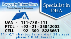 Property Prime Time Left Side Banner