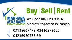Marhaba Aftab Bajwa Estate Advisor