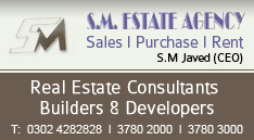 S.M Estate Agency Lahore