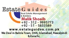 Estate Guides Left Side Banner