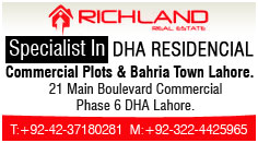 RICHLAND REAL ESTATE Lahore
