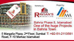 Ravians Marketing Left Banner