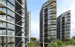 1256 Sq Ft 2 Bedrooms Landscaped Garden View Luxury Apartment For Sale In Riverlight, Nine Elms, SW8