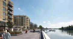 1222 Sq Ft 2 Bedrooms Good Location First Floor Apartment For Sale In Distillery Wharf, Fulham Reach, W9