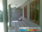 Corner 1 Kanal 4 Bedrooms Nice Location Well Designed Double Storey Bungalow For Sale Near Army Burn Hall College