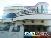 Corner 8 Marla 5 Bedrooms Ideal Location Brand New Triple Storey House For Sale