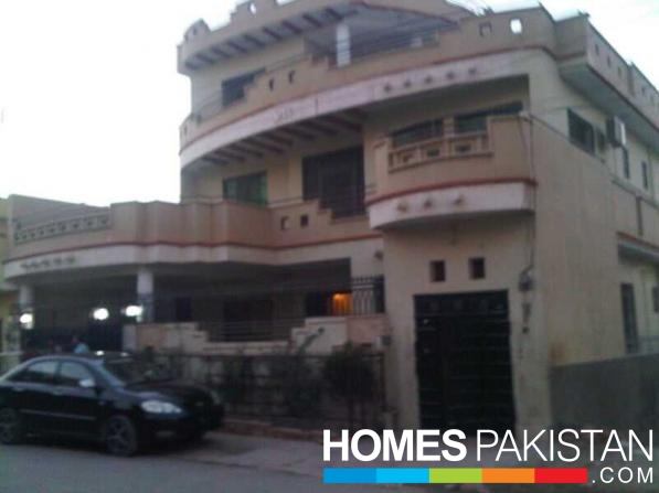 10 marla 10 bedroom s house for sale mirpur azad for Home designs kashmir