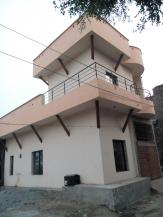 Corner 2.5 Marla 2 Bedrooms Ideal Location Brand New House For Sale