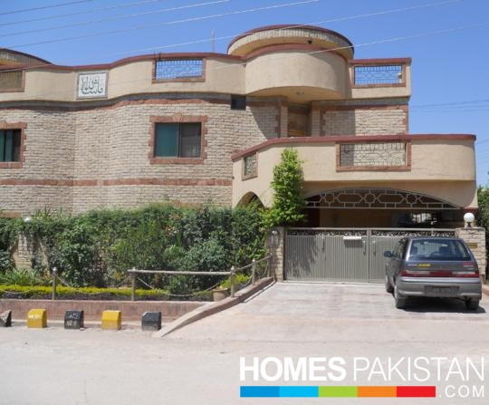 Marla  Bedrooms House For Sale Soan Garden Islamabad By - House garden pictures in pakistan