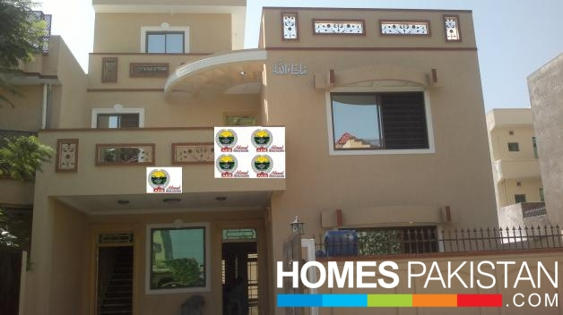 10 marla 5 bedroom s house for sale p w d housing scheme Construction cost of 5 marla house