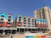 1387 Sq Ft 2 Bedrooms Best Location D Type Apartment For Sale On Main G.T Road in Defence Residency