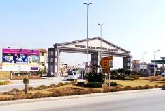 Corner 500 Sq Yard Good Location Residential Plot For Sale In H Sector