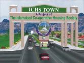 152 Sq Yards Good Location Residential Plot For Sale In Islamabad Cooperative Housing Society