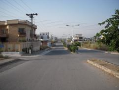 Corner 605 Sq Yards Ideal Location Residential Plot For Sale In Police Foundation Block B