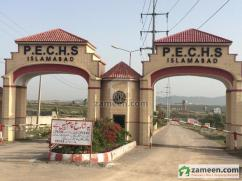 152 Sq Yards Good Location Residential Plot For Sale In PECHS