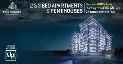 852 Sq Feet 2 Bedrooms Best Locations Luxury Apartments For Sale