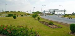 8 Marla Flawless Location Residential Plot For Sale