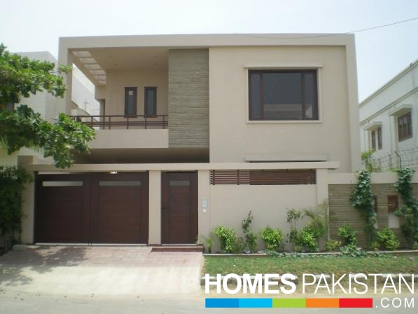 400 Sq Yard 5 Bedroom s House For Sale DHA Phase 5 Karachi By