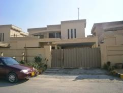 500 Sq Yard 5 Bedrooms Brand New Brigadier Bunglow For Sale