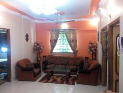 1050 Sq Ft 3 Bedrooms Ideal Location Flat For Sale