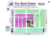 120 Sq Yards Best Location Residential Plot For Sale In Radio Society