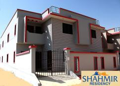 120 Sq.Yards 5 Bedrooms Ideal Location Bungalows For Sale At Shahmir Residency