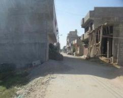 120 Sq Yard Beautiful Location Residential Plot For Sale In Mashriq Society Sector 52/A