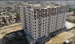550 Sq Ft Corner 2 Bedrooms Prime Location Brand New Flat For Sale in Sector 5 H