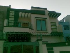 6.6 Marla 5 Bedrooms Ideally Located Brand New Mukhtar Villa For Sale In Taj Town Street No 1 On Darbar Road