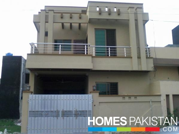 5 Marla 4 Bedroom S House For Sale Pak Arab Housing