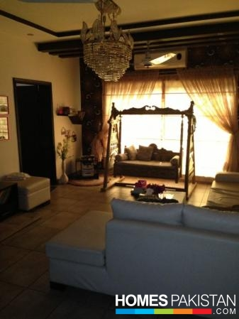 ... Furnished Brand New Double Storey House For Sale, DHA Phase 5, Lahore