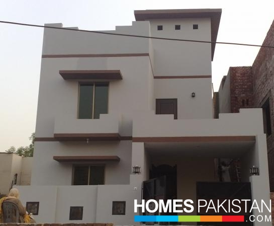 5 marla 3 bedroom s house for sale alfalah town lahore Construction cost of 5 marla house