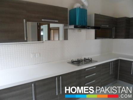 10 marla 4 bedroom s house for sale dha defence for Kitchen cabinets in pakistan