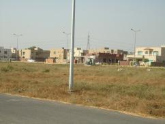 4 Marla Beautifully Located Commercial Plot For Sale In B Block Plot No 204