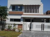 10 Marla 4 Bedrooms Prime Location Brand New House For Sale