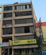 1.5 Kanal Beautiful 7 Floor Commercial Plaza For Sale