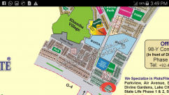 2 Kanal Prime Location Semi Commercial Plot For Sale In Phase 2