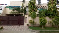 22 Marla 8 Bedrooms Ideal Location House For Sale In Usman Block