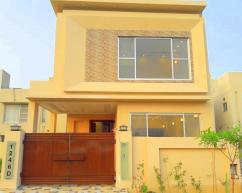 5 Marla 3 Bedrooms Good Location Brand New House For Sale In Block D
