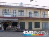 12 Marla 6 Bedroom With 3 Shops Beautiful House For Sale Near Fazal Chowk, Great Commercial Opportunity